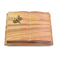 Livre Podest Folia/Paradiso Rose 3 (Bronze)