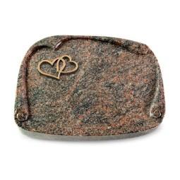 Papyros/Aruba Herzen (Bronze)