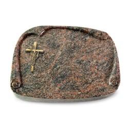 Papyros/Aruba Kreuz/Ähren (Bronze)