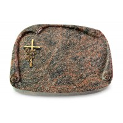 Papyros/Aruba Kreuz/Rose (Bronze)