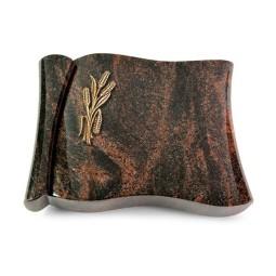 Voltaire/Raw Silk Ähren 1 (Bronze)