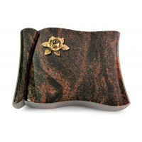Voltaire/Raw Silk Rose 4 (Bronze)