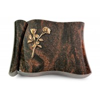 Voltaire/Raw Silk Rose 10 (Bronze)