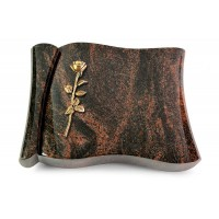 Voltaire/Raw Silk Rose 12 (Bronze)
