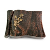 Voltaire/Raw Silk Rose 13 (Bronze)