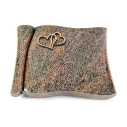 Voltaire/Aruba Herzen (Bronze)