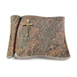Voltaire/Aruba Kreuz/Ähren (Bronze)