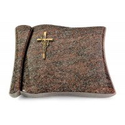 Voltaire/Orion Kreuz/Ähren (Bronze)