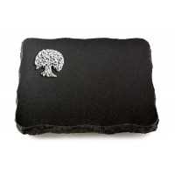 Indisch Black Pure Baum 2 (Alu)