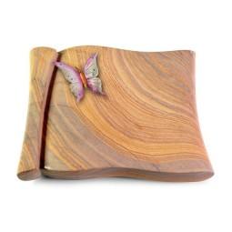 Voltaire/Raw Silk Papillon 1 (Color)