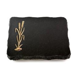 Indisch Black Pure Ähren 1 (Bronze)