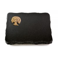 Indisch Black Pure Baum 2 (Bronze)