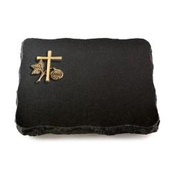 Indisch Black Pure Herzen (Bronze)