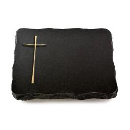 Indisch Black Pure Kreuz 1 (Bronze)
