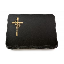 Indisch Black Pure Kreuz 2 (Bronze)