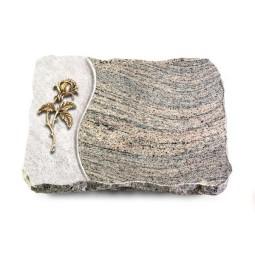 Indisch Black Wave Rose 2 (Bronze)