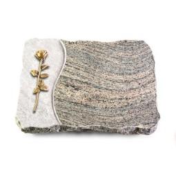 Indisch Black Wave Rose 12 (Bronze)