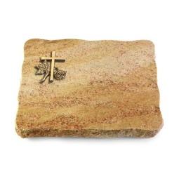 Juparana/Pure Kreuz 1 (Bronze)