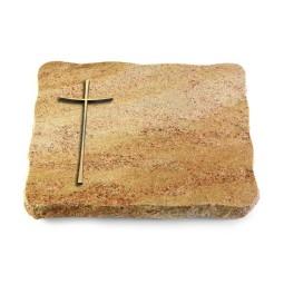 Juparana/Pure Kreuz 2 (Bronze)