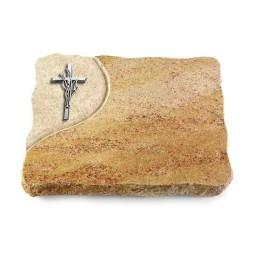 Juparana/Folio Kreuz/Ähren (Alu)