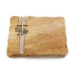 Juparana/Strikt Kreuz 1 (Bronze)