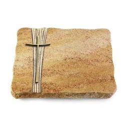 Juparana/Strikt Kreuz 2 (Bronze)