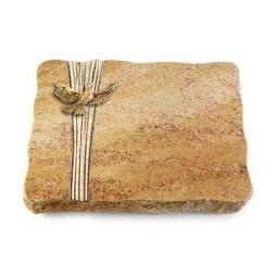 Juparana/Strikt Taube (Bronze)