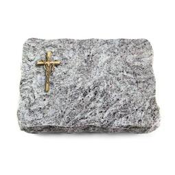 Kashmir/Pure Kreuz/Ähren (Bronze)