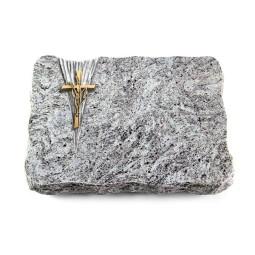Kashmir/Delta Kreuz/Ähren (Bronze)