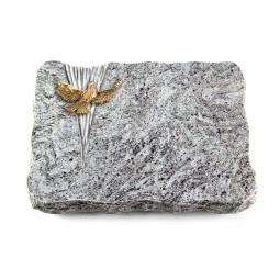 Kashmir/Delta Taube (Bronze)