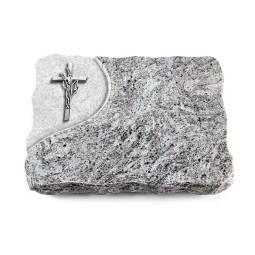 Kashmir/Folio Kreuz/Ähren (Alu)