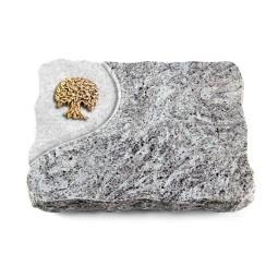 Kashmir/Folio Baum 3 (Bronze)