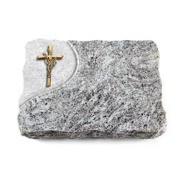 Kashmir/Folio Kreuz/Ähren (Bronze)
