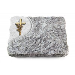 Kashmir/Folio Kreuz/Rose (Bronze)