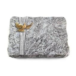 Kashmir/Strikt Taube (Bronze)