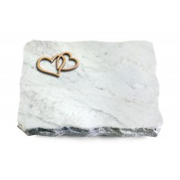 Marina Blue/Pure Herzen (Bronze)