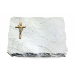 Marina Blue/Pure Kreuz/Ähren (Bronze)