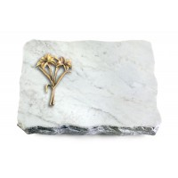 Marina Blue/Pure Lilie (Bronze)