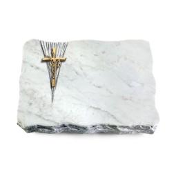 Marina Blue/Delta Kreuz/Ähren (Bronze)