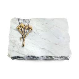 Marina Blue/Delta Lilie (Bronze)