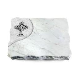 Marina Blue/Folio Baum 2 (Alu)