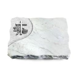 Marina Blue/Folio Kreuz 1 (Alu)