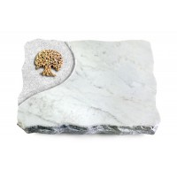 Marina Blue/Folio Baum 3 (Bronze)