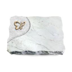 Marina Blue/Folio Papillon (Bronze)
