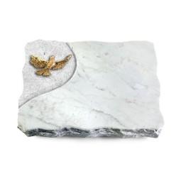 Marina Blue/Folio Taube (Bronze)