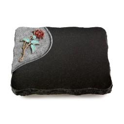 Indisch Black Folio Rose 1 (Color)