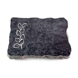 Omega Marmor/Pure Blätter
