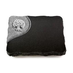 Indisch Black Folio Baum 2 (Alu)