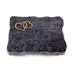 Omega Marmor/Pure Herzen (Bronze)