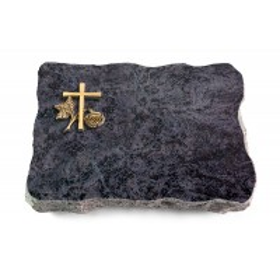 Omega Marmor/Pure Kreuz 1 (Bronze)